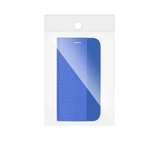 Flipové pouzdro SENSITIVE pro Samsung Galaxy Xcover 5, modrá
