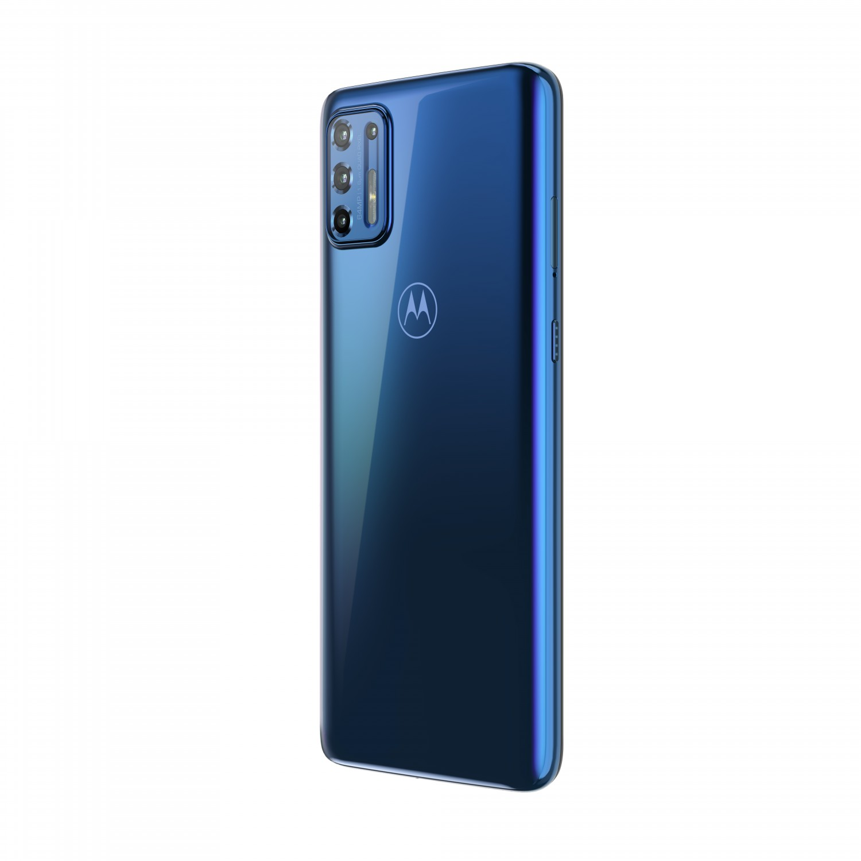Motorola Moto G9 Plus 6GB/1286GB modrá