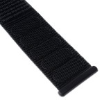 Nylonový řemínek FIXED Nylon Strap pro Apple Watch 40mm/ Watch 38mm, černý