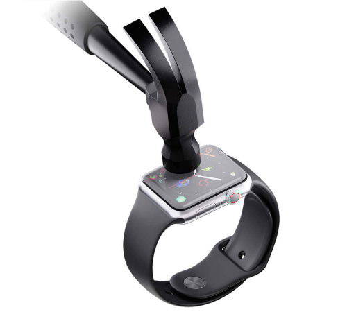 Fólie ochranná 3mk Watch pro Polar V800 (3ks)
