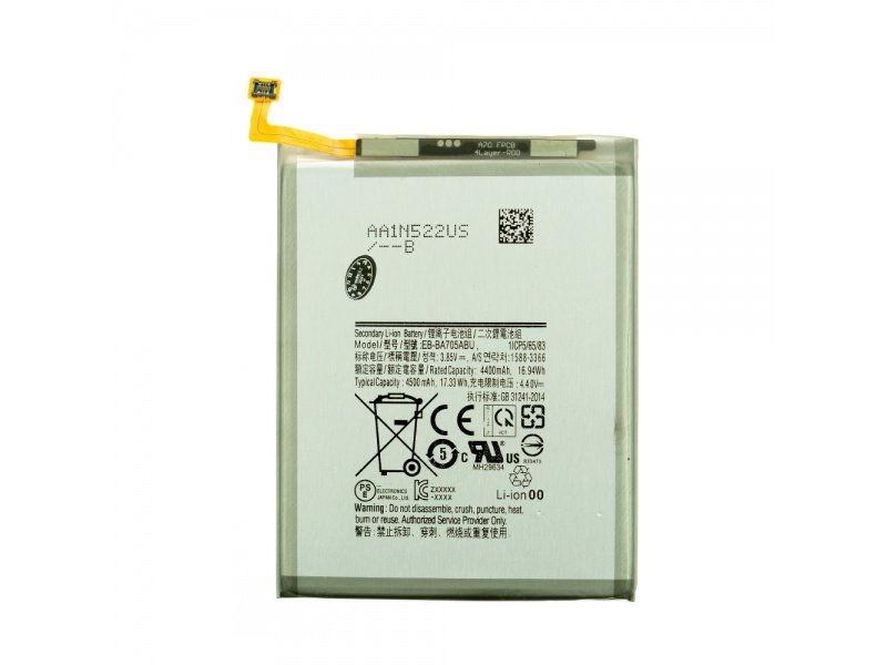 Battery WiTech pro Samsung Galaxy A70 A705