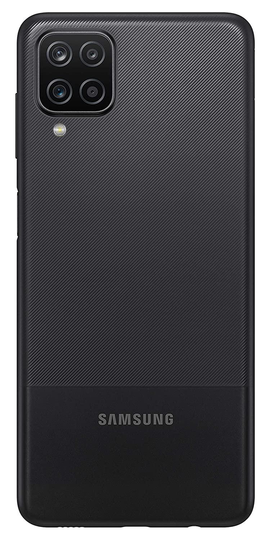 Samsung Galaxy M12 4GB/128GB černá