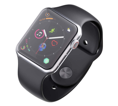 Fólie ochranná 3mk Watch pro Garmin Vivoactive (3ks)