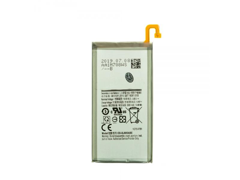 Battery WiTech pro Samsung Galaxy A6+(2018) A605