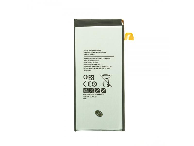 Battery WiTech pro Samsung Galaxy A8 A800