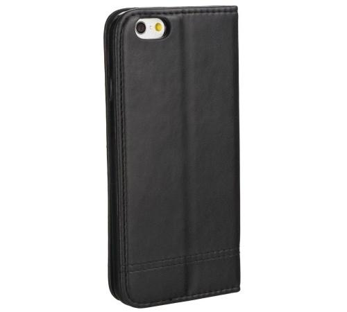 Forcell Prestige flipové pouzdro pro Samsung Galaxy A12, černá