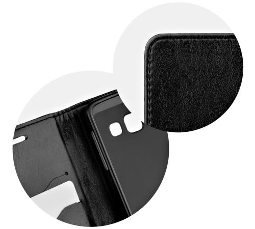 Magnet Book pouzdro flip pro Samsung Galaxy A12, černá
