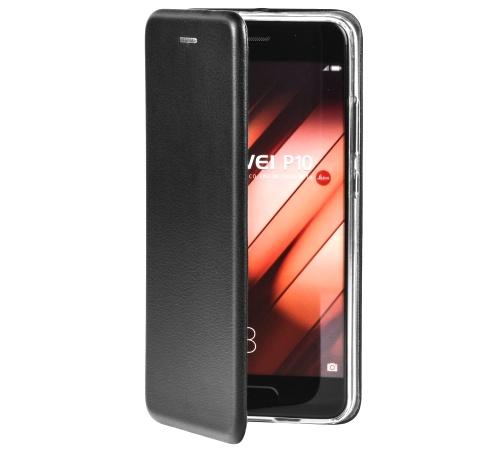 Flipové pouzdro Forcell Elegance pro Samsung Galaxy A12, černá