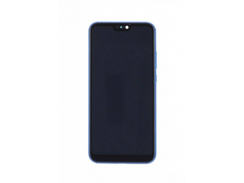Huawei P20 Lite LCD + Touch + Frame + Battery + Back Cover Blue (Service Pack)