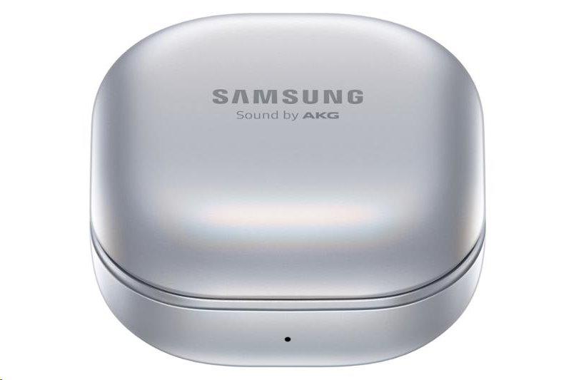 Samsung Galaxy Buds Pro (SM-R190) stříbrná