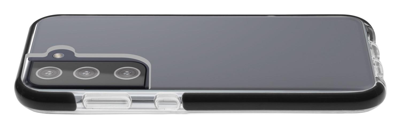 Cellularline Tetra Force Shock-Twist pouzdro pro Samsung Galaxy S21 Plus, transparent
