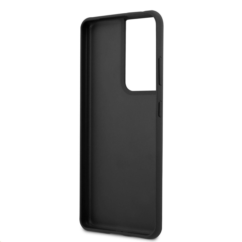 Zadní kryt Guess 4G GUHCS21LG4GFGR pro Samsung Galaxy S21 Ultra, šedá