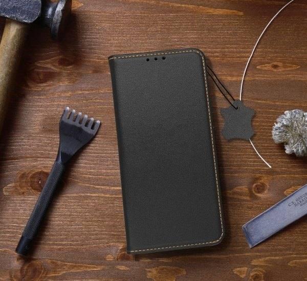 Flipové pouzdro Forcell SMART PRO pro Samsung Galaxy S21+, černá