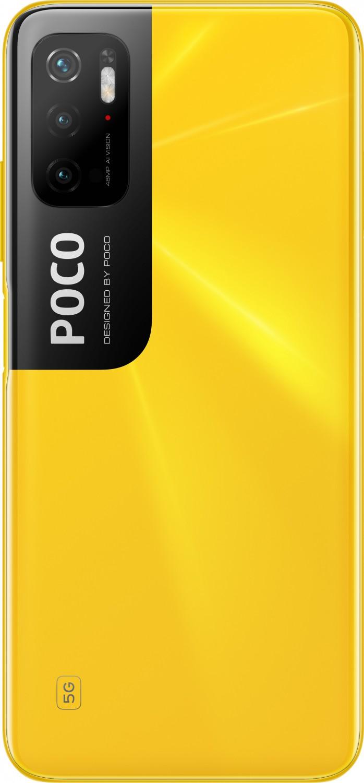 POCO M3 Pro 5G (6GB/128GB) Yellow