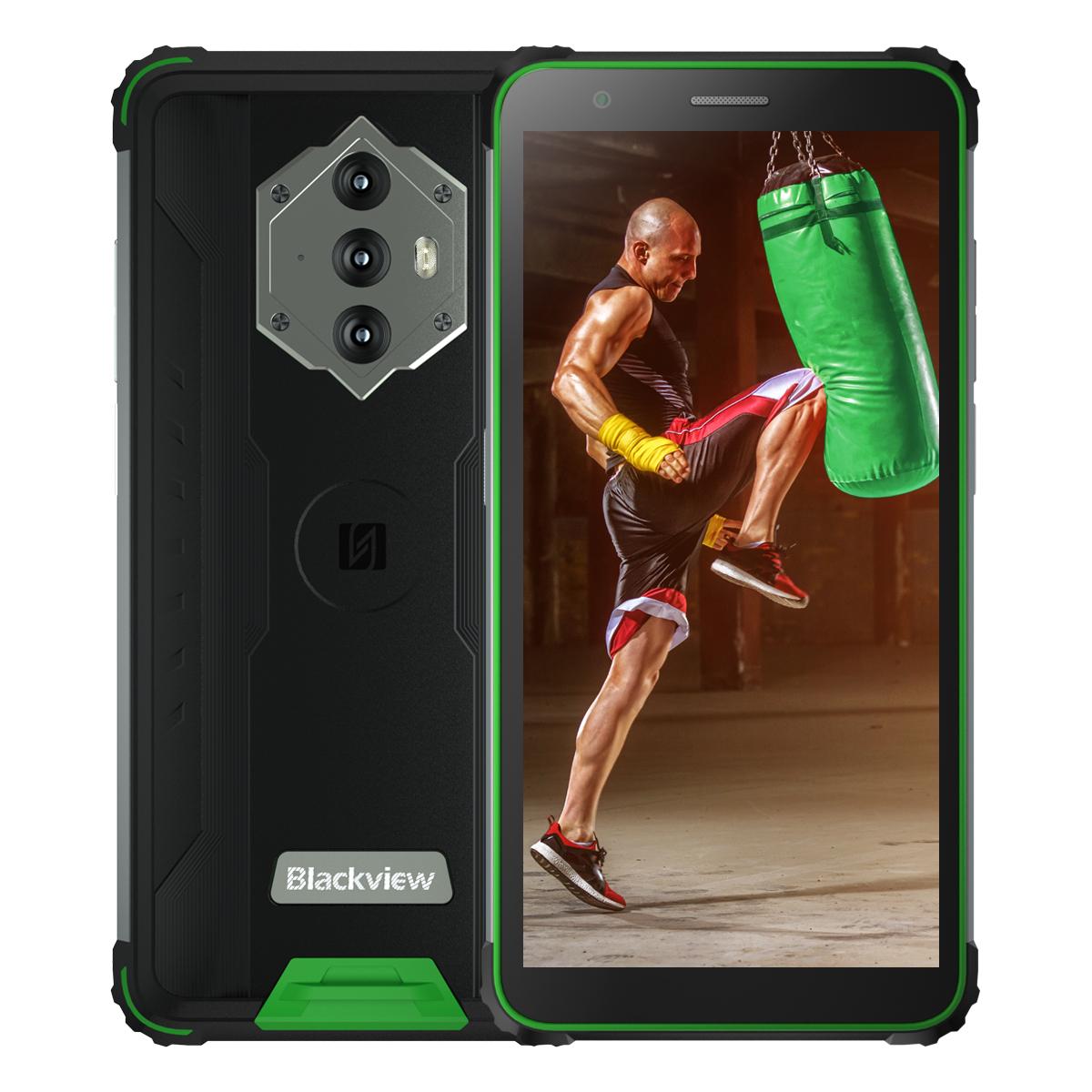 iGET Blackview GBV6600 4GB/64GB zelená