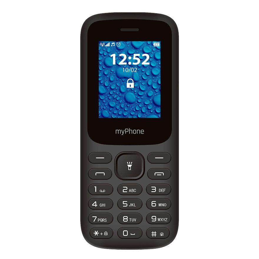 Telefon myPhone 2220 černý