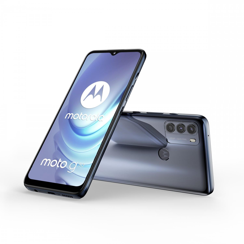 Motorola Moto G50 4GB/64GB Super Grey