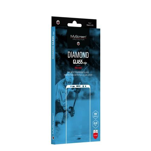 Ochranné sklo MyScreen Diamond Glass Edge FullGlue pre Xiaomi Redmi Note 10 4G / 10s, čierna