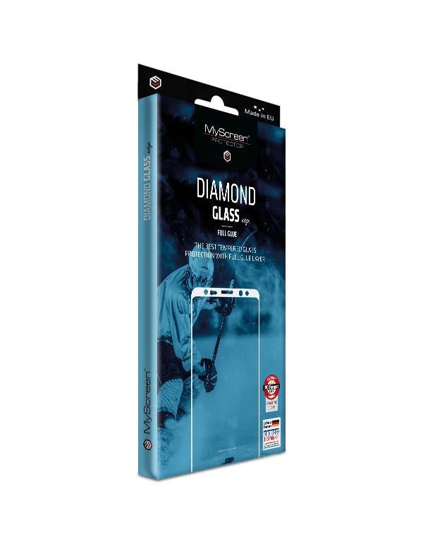 Ochranné sklo MyScreen Diamond Glass Edge FullGlue pre Nokia 3.4 / 5.4, čierna