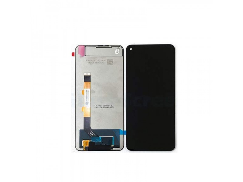 LCD + dotyková doska pre Xiaomi Mi 10T / 10T Pro, black (OEM)