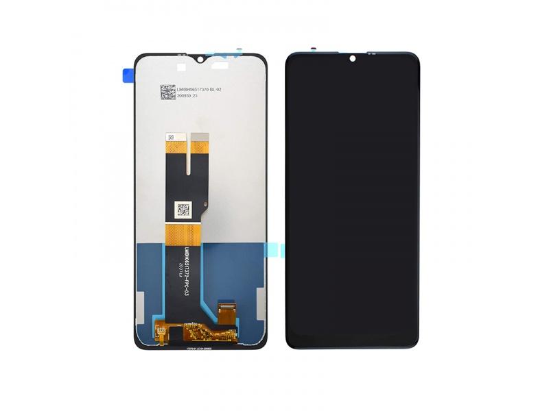 LCD + dotyková doska pre Nokia 2.4, black (OEM)