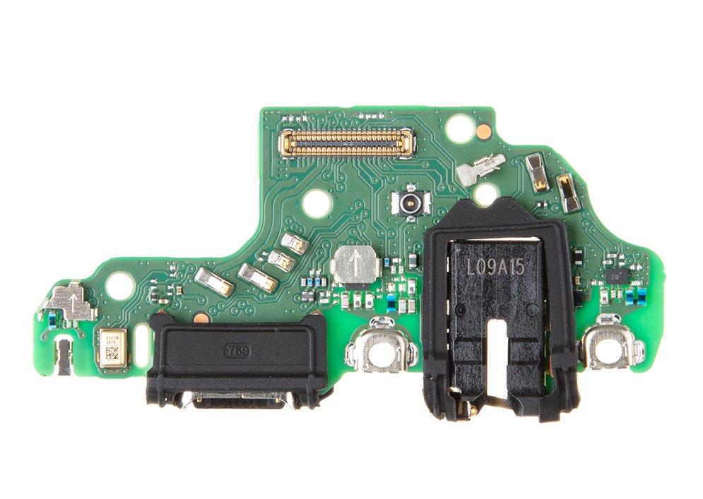 Huawei P40 Lite Nabíjací Konektor + Mikrofón (Service Pack)