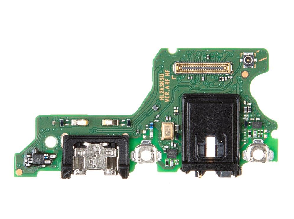 Huawei P40 Lite E Nabíjací Konektor + Mikrofón (Service Pack)