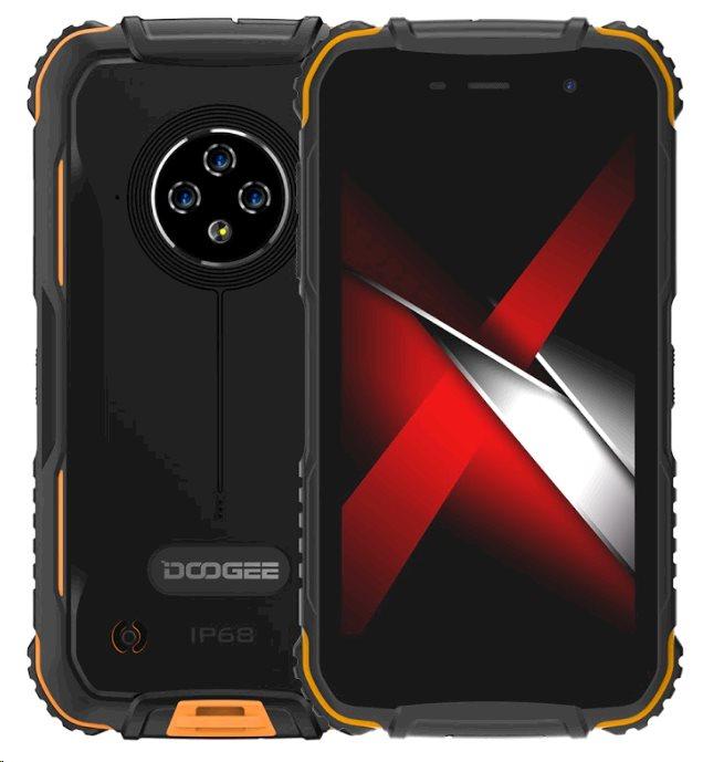 Doogee S35 DualSIM gsm tel. 2+16 GB Fire Orange