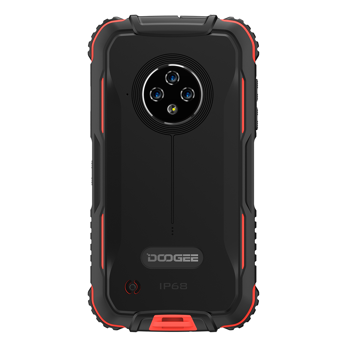 Doogee S35 2GB/16GB Flame Red