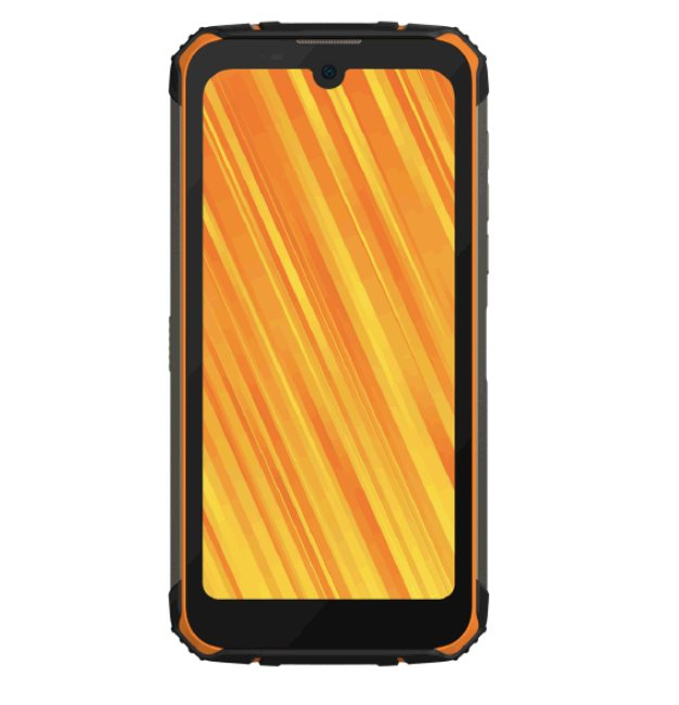 Doogee S59 4GB/64GB oranžová