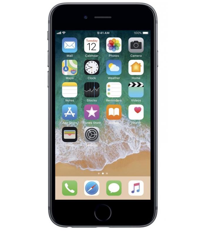 Apple iPhone 6s 128GB šedá, použitý / bazar