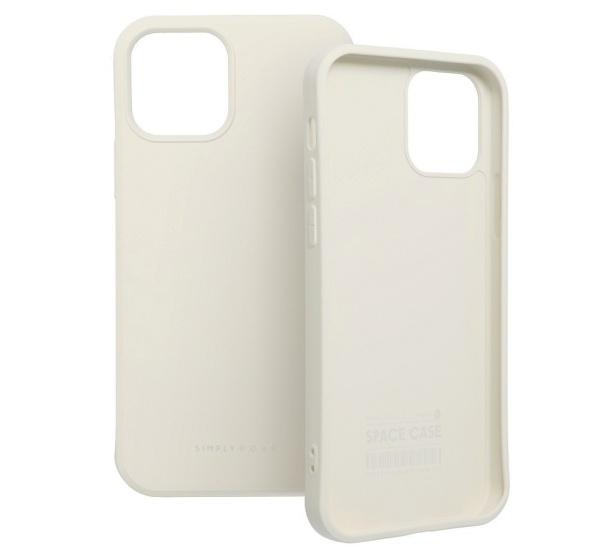 Zadný kryt Roar Space pre Apple iPhone 13 Pro, krémová