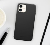 Zadný kryt Roar Space pre Apple iPhone 12/12 Pro, čierna