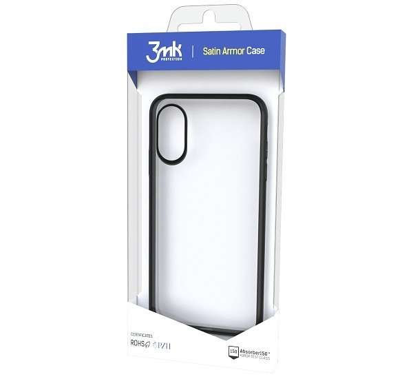 Ochranný kryt 3 mastných kyselín Satin Armor pre Apple iPhone 13 Pro Max