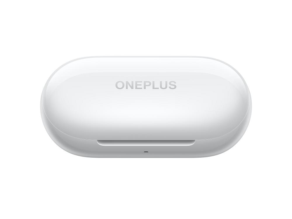 OnePlus Buds Z biela