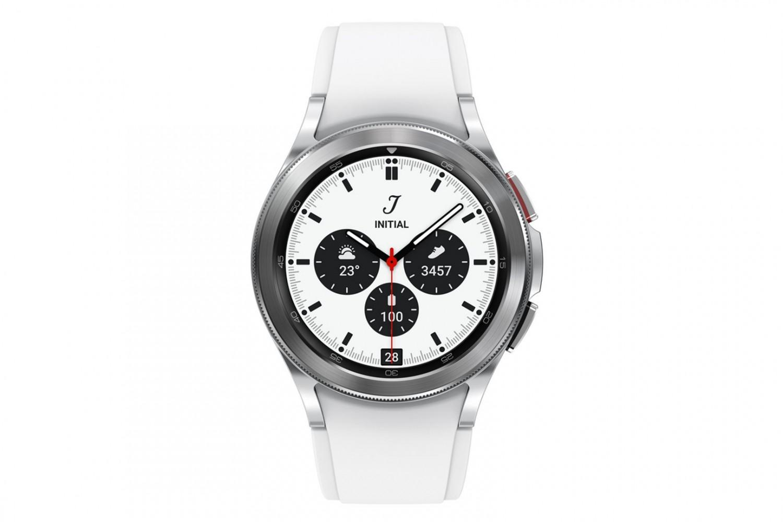 Samsung Galaxy Watch4 Classic 42mm stříbrná