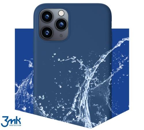 Ochranný kryt 3 mastných kyselín Matt Case pre Apple iPhone 13 mini, ružová