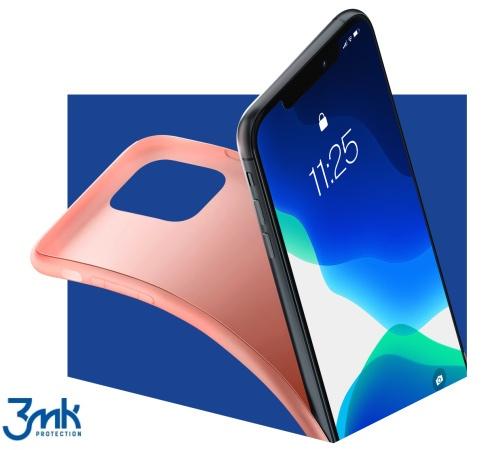 Ochranný kryt 3 mastných kyselín Matt Case pre Apple iPhone 13, modrá