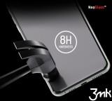 Hybridné sklo 3 mastných kyselín NeoGlass pre Samsung Galaxy A72, čierna