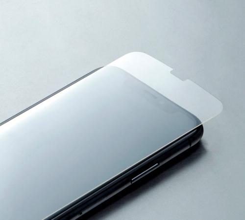 Ochranná antimikrobiálne 3 mastných kyselín fólia SilverProtection + pre Apple iPhone 13 Pro Max, antimikrobiálne