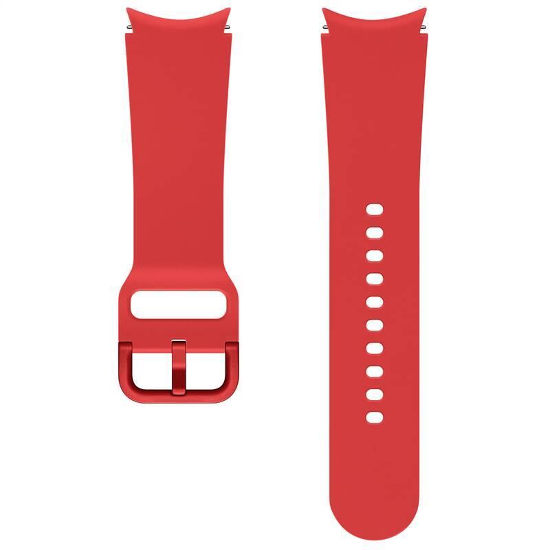 Sportovní řemínek Samsung ET-SFR86SREGEU, velikost S/M 20mm, červená