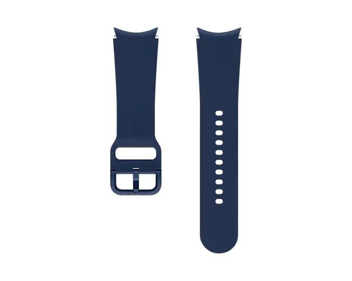 Sportovní řemínek Samsung ET-SFR87LNEGEU, velikost M/L 20mm, modrá
