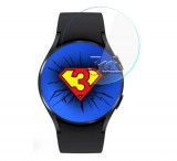 Hybridné sklo 3 mastných kyselín Watch pre Samsung Galaxy Watch4 Classic 46mm (3ks)