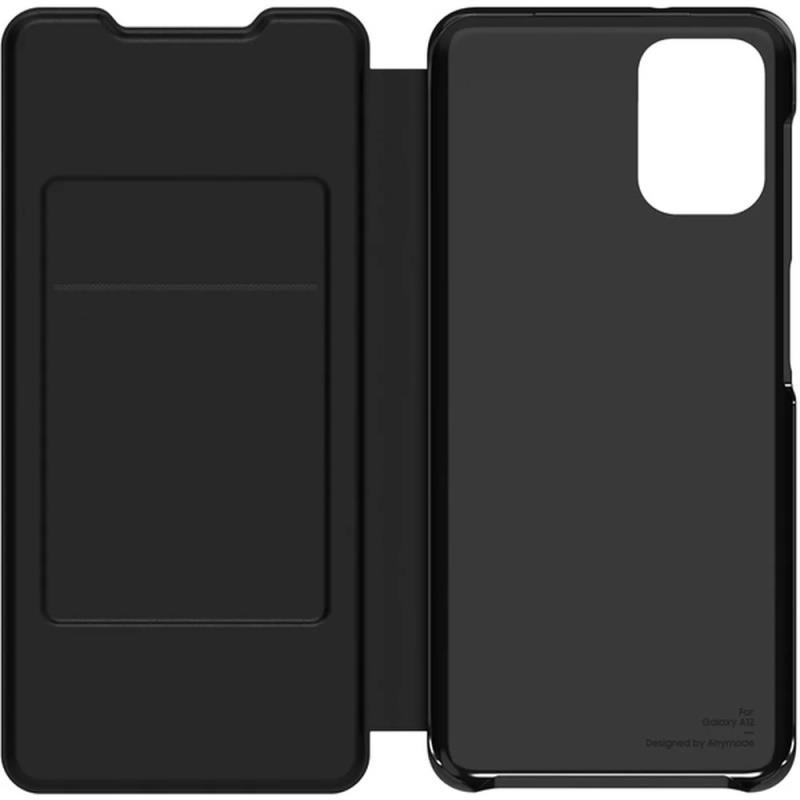Flipové pouzdro Wallet Cover GP-FWA226AMABW pro Samsung Galaxy A22 5G, černá