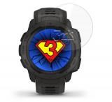 Hybridné sklo 3 mastných kyselín Watch pre Garmin Instinct (3ks)