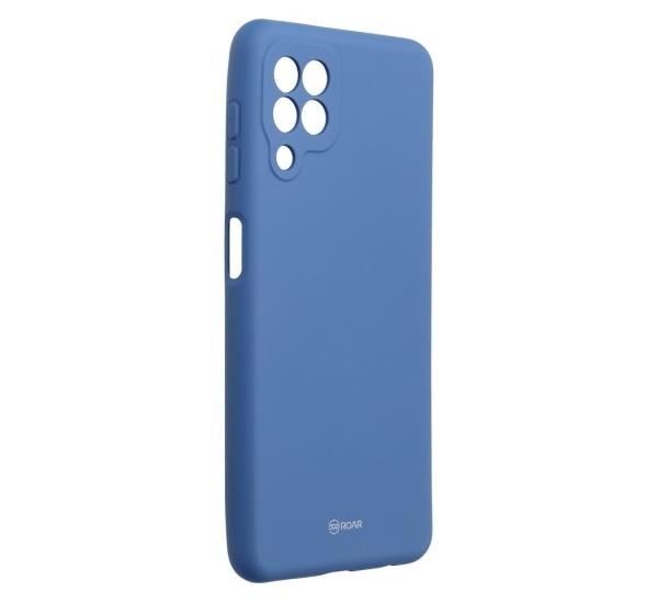Ochranný kryt Roar Colorful Jelly pro Samsung Galaxy A22, modrá