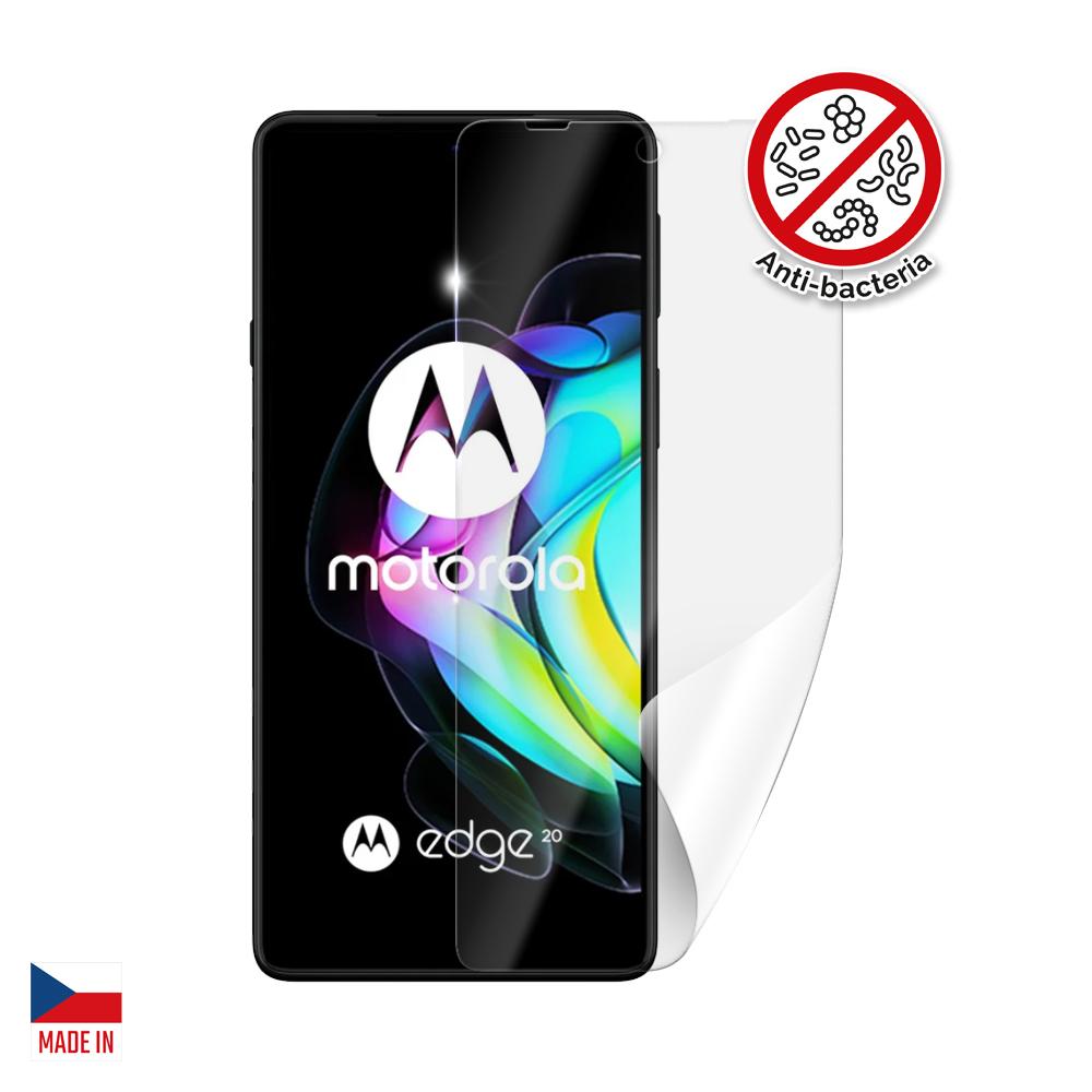 Ochranná fólia Screenshield Anti-Bacteria pre Motorola Edge 20