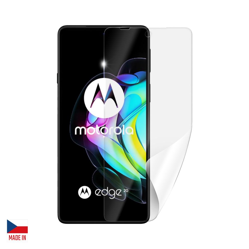 Ochranná fólia Screenshield pre Motorola Edge 20