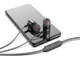 Sluchátka ALIGATOR AE005 drátová, černá