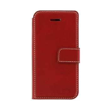 Flipové pouzdro Molan Cano Issue pro OnePlus Nord 2, červená